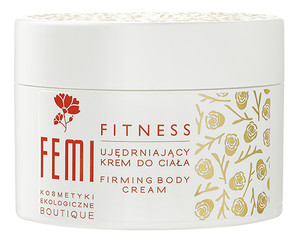 FITNESS Body Firming Cream 200 ml