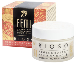 BIOSO Regenerating Night Cream 50 ml